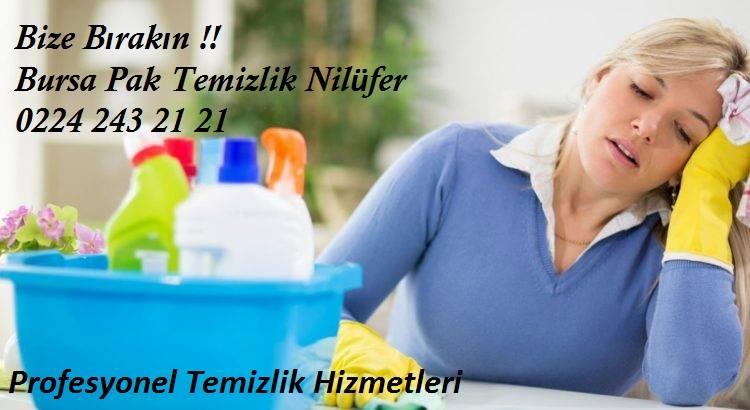 BURSA EV TEMİZLİĞİ-NİLÜFER-BUHARLI TEMİZLİK