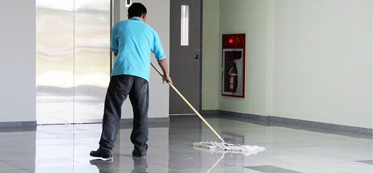 Fabrika Temizliği-İşyeri Temizliği-Zemin Temizliği